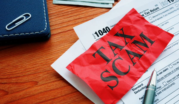 2021 Tax Scams to Lookout For